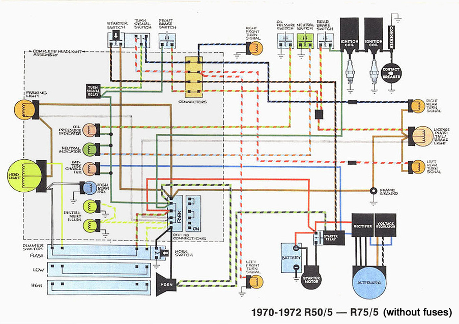 Showthreadon 1972 F 100 Turn Signal Wiring Diagram