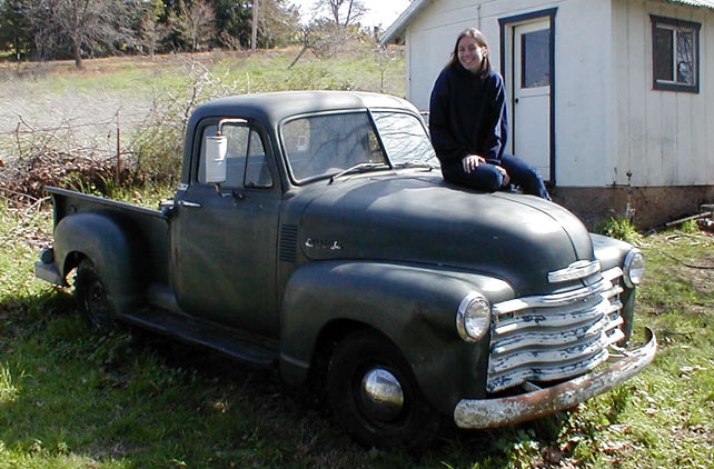 1952 chevy pick up wiring diagram